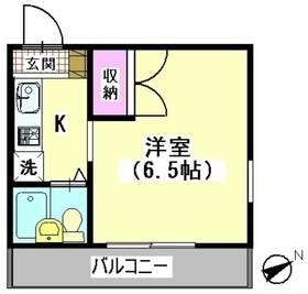 メゾンボヌール 301号室