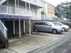 駐車場、サービスしちゃいますよ☆