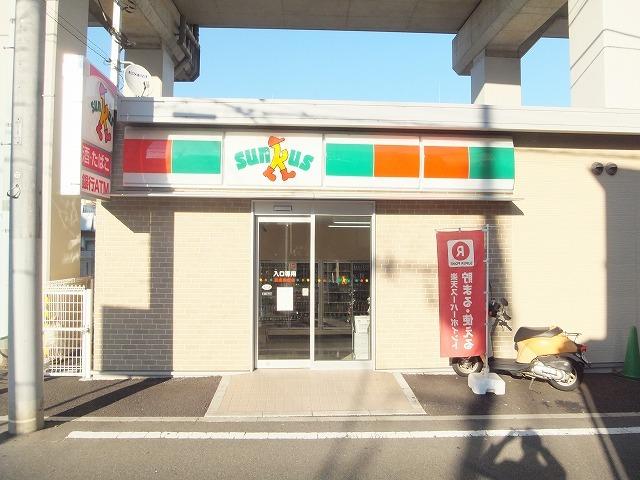 サンクス京成船橋店