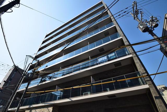 大阪市城東区東中浜1丁目の賃貸マンション