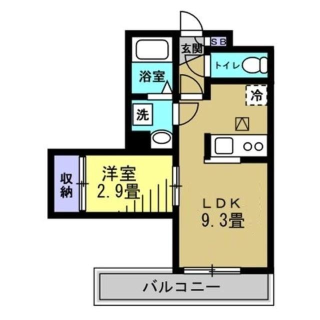 LDK9.3 洋2.9