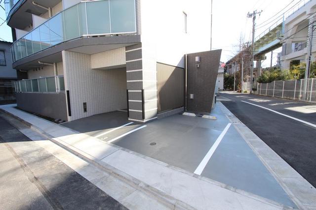 スカイコートパレス亀戸駐車場