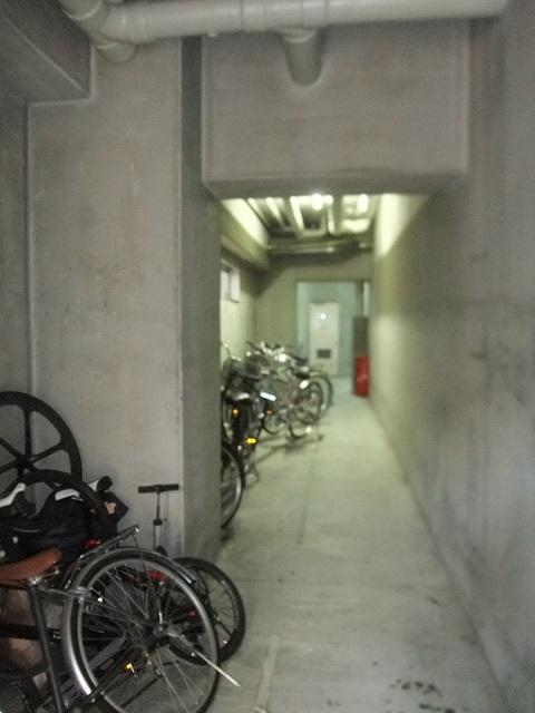 スカイコート西横浜6共用設備