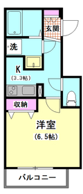 (仮称)本羽田1丁目メゾン 305号室