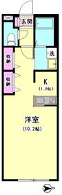 カサ グランデ�T 103号室