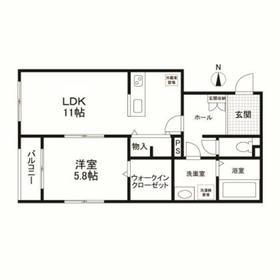 (仮称)南六郷1丁目共同住宅 202号室