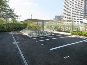 駐輪場は一番奥にございます!
