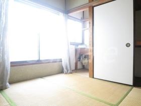 4・5帖の明るい和室です!