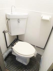 清潔感があるトイレです☆