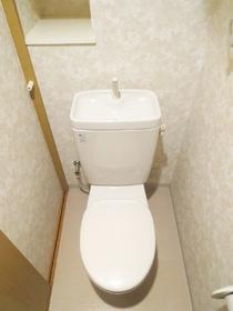 オシャレクロスのトイレ