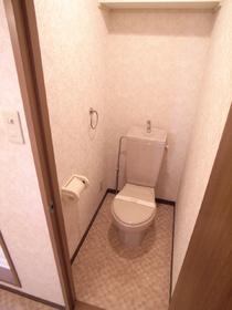 清潔感のある洋式トイレです!