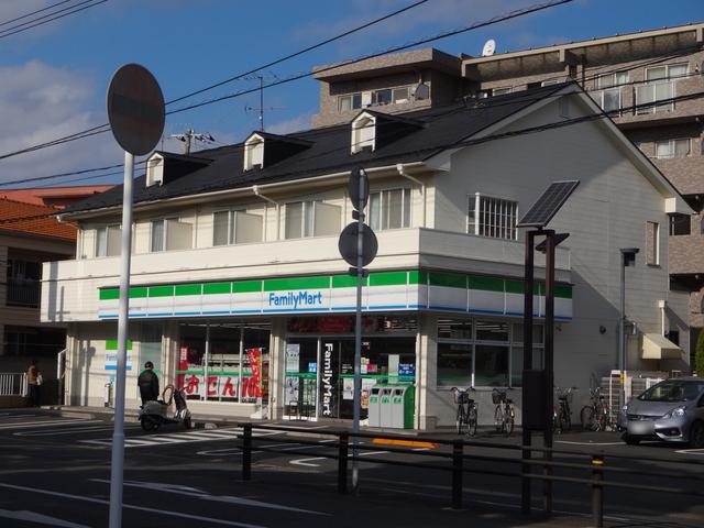 ファミリーマート浦安堀江三丁目店