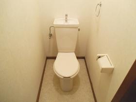 きれいな洋式トイレです!