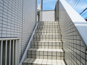 共用階段です!