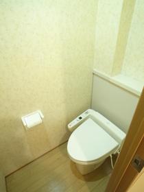 タンクレスのスマートトイレ