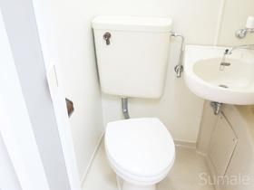 トイレはこんな感じ☆彡