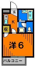 人気のバス・トイレ別タイプ!
