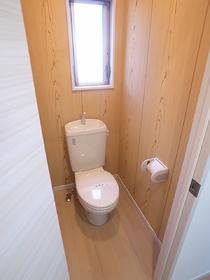 トイレもなんだかオシャレですよね!