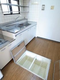 1階のみ床下収納付き