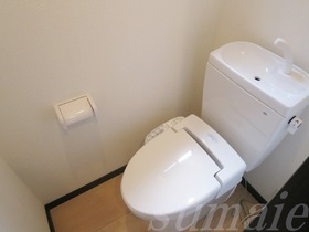 トイレバス別です♪