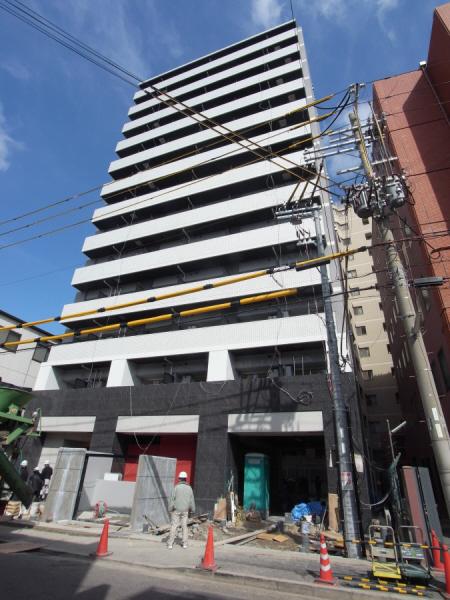 神戸市兵庫区七宮町2丁目の賃貸マンション