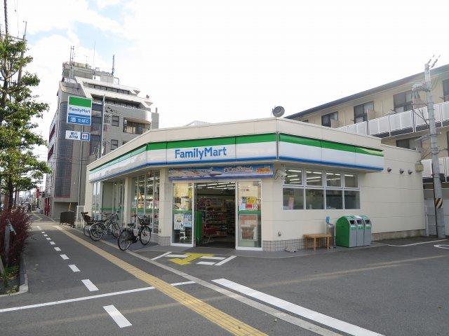 ファミリーマート池田神田店