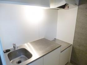 キッチンはこんな感じで2口ガスコンロ設置可です☆