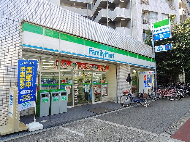 ファミリーマート 福島吉野店