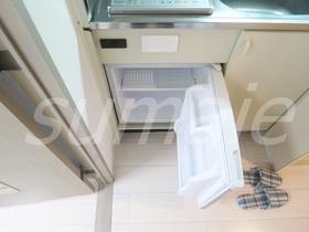 ミニ冷蔵庫完備です☆