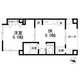 ラ・カーサ多摩川I 102号室