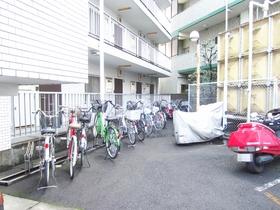 自転車置場、バイク置場有ります♪