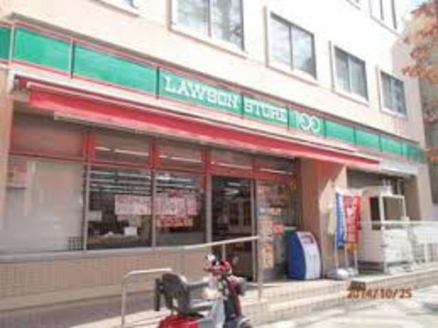 ローソンストア100長田神社前店