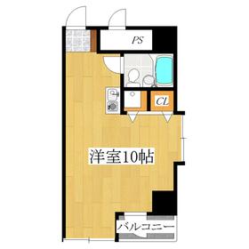広々とした居室です。