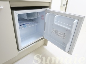 ☆嬉しいミニ冷蔵庫付☆