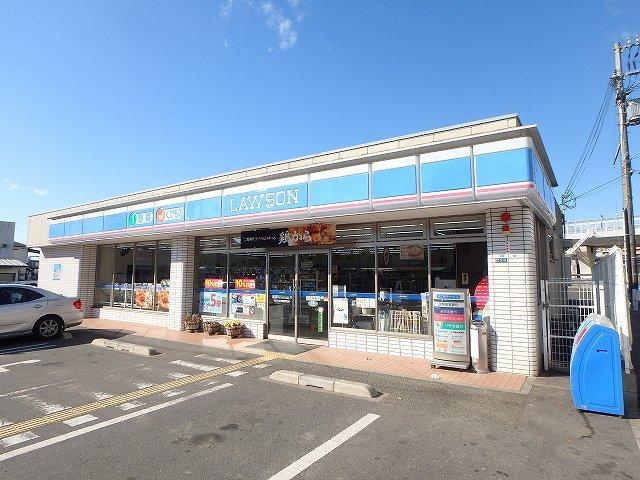ローソン 新町店