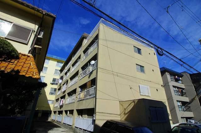 長野コーポB棟/鉄筋コン/5階建て