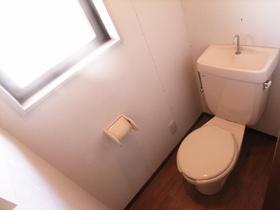 トイレにだって換気窓付き