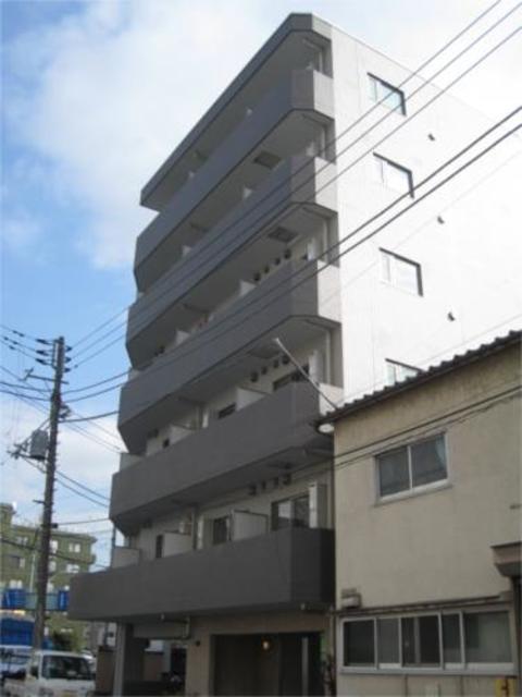 スカイコート武蔵新田外観