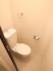 トイレも綺麗に清掃済みです