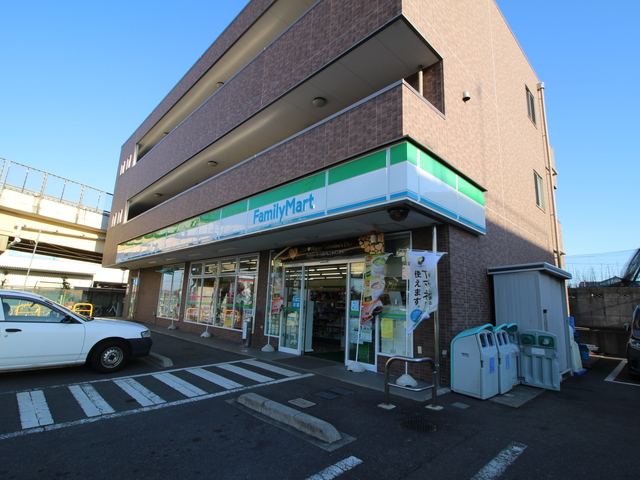 ファミリーマート市川下貝塚店