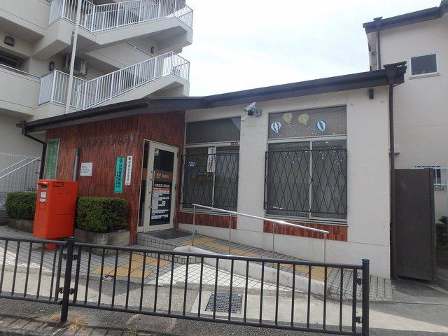 川西加茂二郵便局