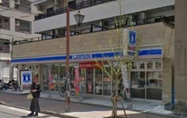 ローソン神戸生田町四丁目店