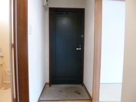 すっきり使える玄関です。
