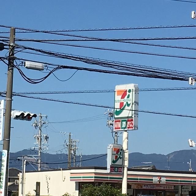 セブンイレブン鈴鹿岡田店