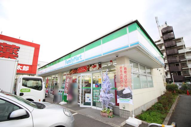 ファミリーマート市川南大野店