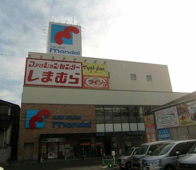 ザ・ダイソー万代渋川店