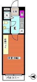 豊ハーヴェスト 302号室
