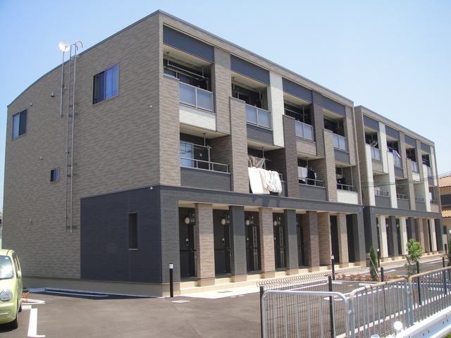 神戸市西区北別府4丁目の賃貸アパート