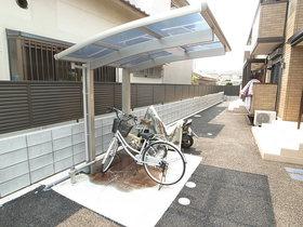 自転車はこちら