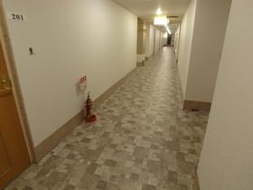 2階の廊下です